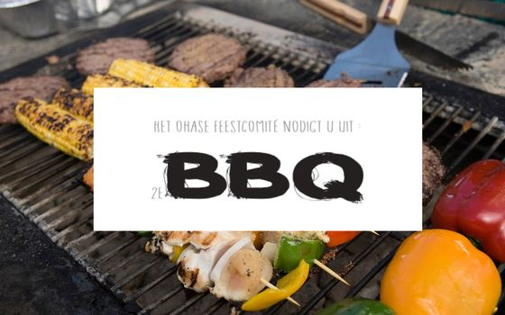 Buurtbarbecue op oHase