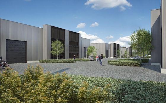 16 extra industriegebouwen in Houthalen-Helchteren