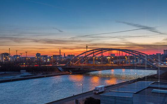 foto's oHase sunset