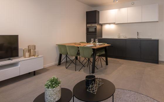 Nieuw modelappartement in Maiden Lane