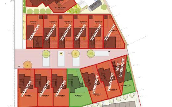 Laatste woning en duplexappartement te koop bij meVitae