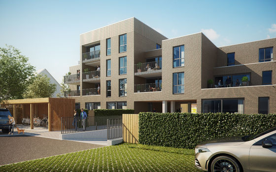 Nieuwe fase in project oHase: Residentie 'Taïga'