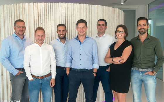 Artikel 'Duizendpoot in vastgoed' in Business Vlaanderen