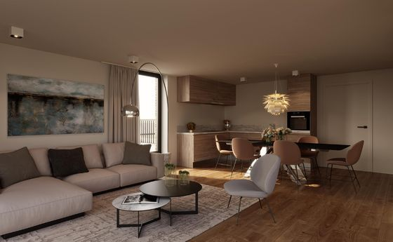 Appartement te koop in Hasselt