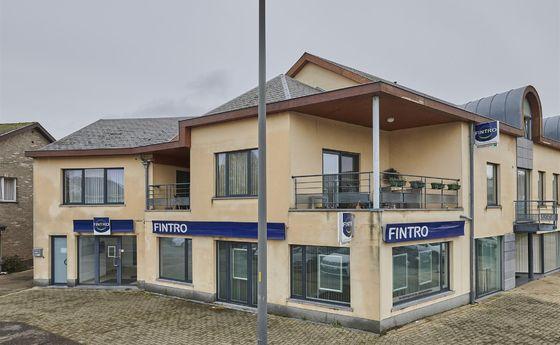 Commercieel gelijkvloers te huur in Beringen