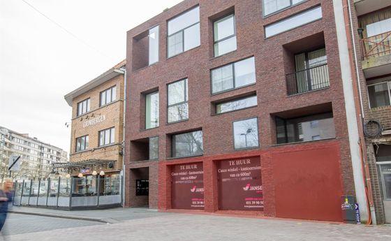 Commercieel gelijkvloers te huur in Genk