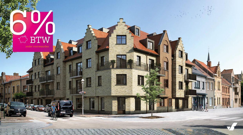 Duplex te koop in Nieuwpoort