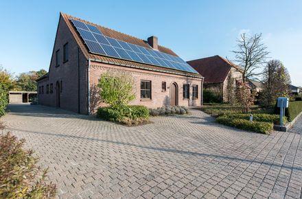 Gebouw voor gemengd gebruik te koop in Meeuwen-Gruitrode