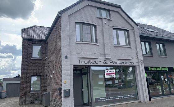 Individuele handelszaak te huur in Meeuwen-Gruitrode