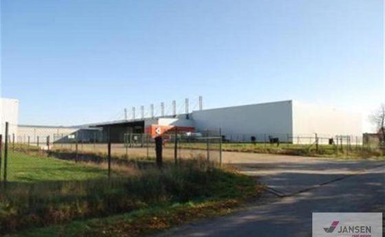 Industrieel gebouw te huur in Bocholt