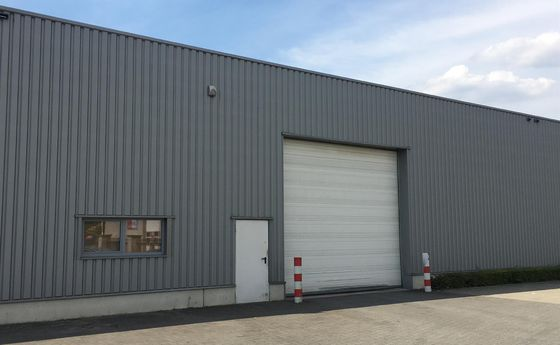 Industrieel gebouw te huur in Diepenbeek