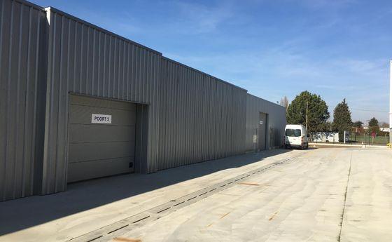 Industrieel gebouw te huur in Halen