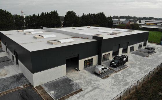 Industrieel gebouw te huur in Hamont-Achel