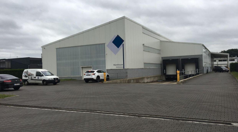 Industrieel gebouw te huur in Hasselt