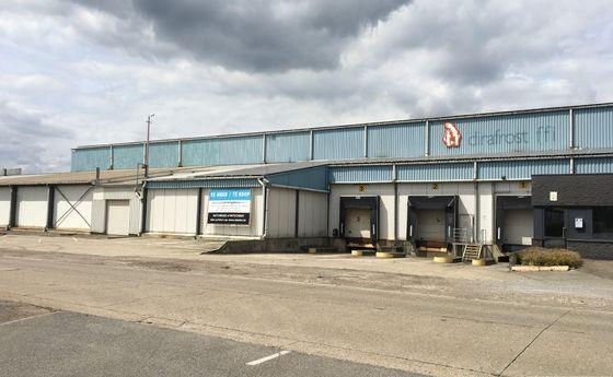 Industrieel gebouw te huur in Herk-de-Stad