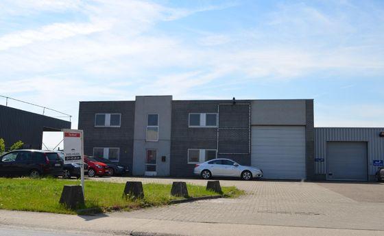 Industrieel gebouw te huur in Houthalen-Helchteren