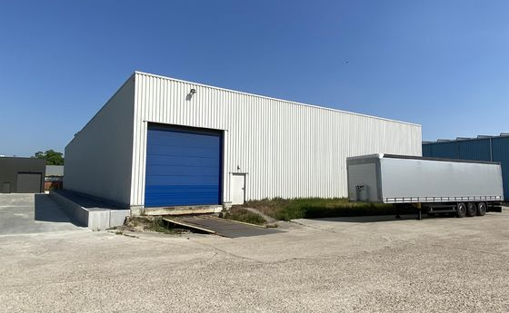 Industrieel gebouw te huur in Kaulille