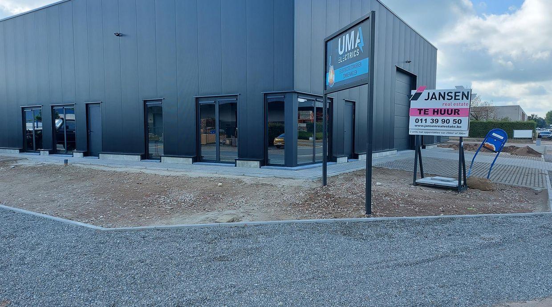 Industrieel gebouw te huur in Meeuwen-Gruitrode