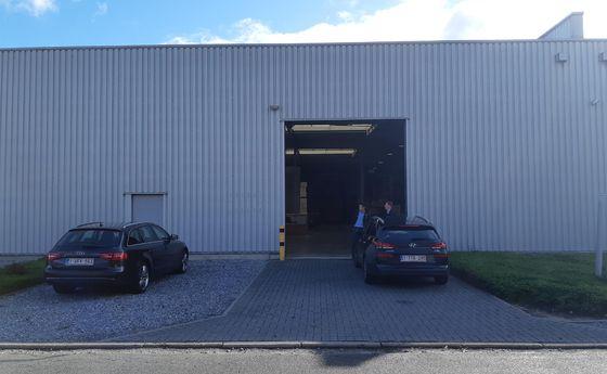 Industrieel gebouw te huur in Overpelt