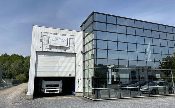Industrieel gebouw te huur in Zonhoven