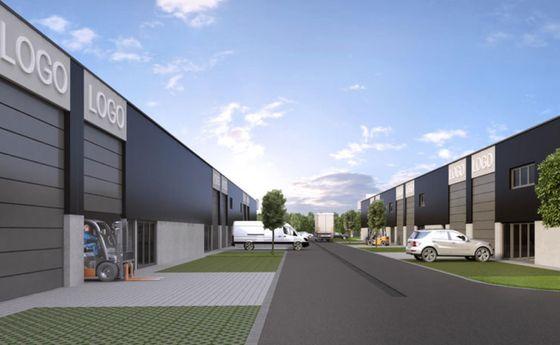 Industrieel gebouw te koop in Genk