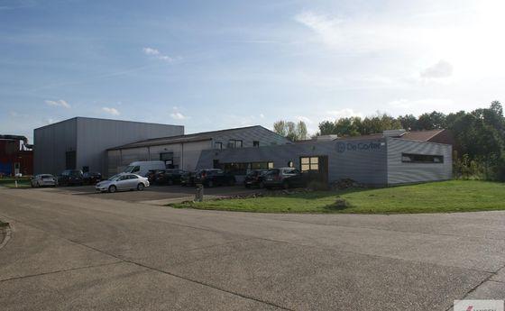 Industrieel gebouw te koop in Halen