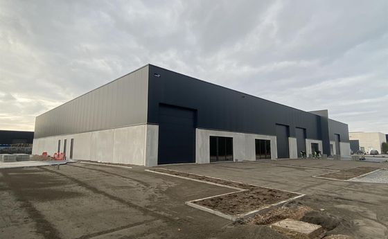 Industrieel gebouw te koop in Hamont-Achel