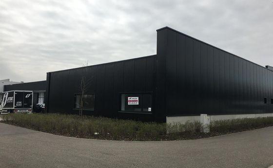 Industrieel gebouw te koop in Herk-de-Stad