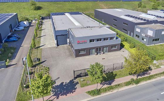 Industrieel gebouw te koop in Heusden-Zolder