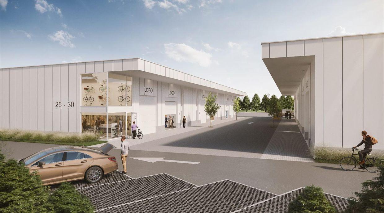 Industrieel gebouw te koop in Lubbeek
