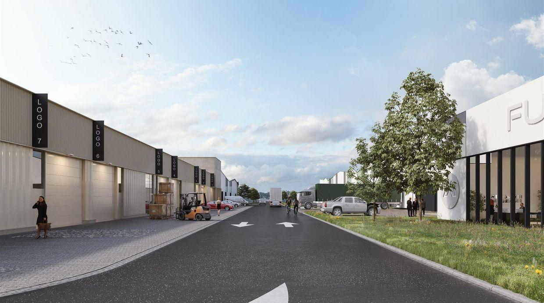 Industrieel gebouw te koop in Lummen