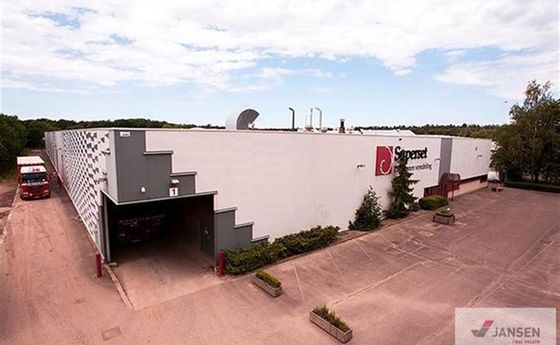 Industrieel gebouw te koop in Peer