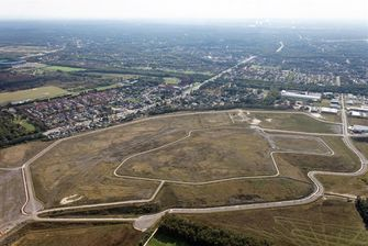 Industrieel terrein te koop in Genk