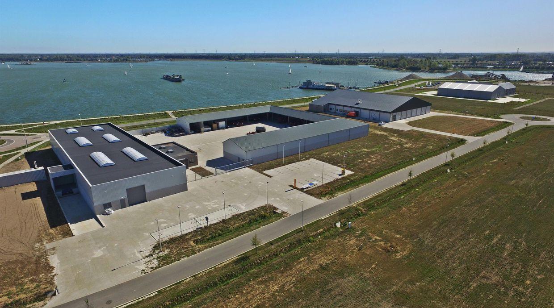 Industrieel terrein te koop in Kinrooi