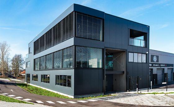 Kantoor te huur in Beringen