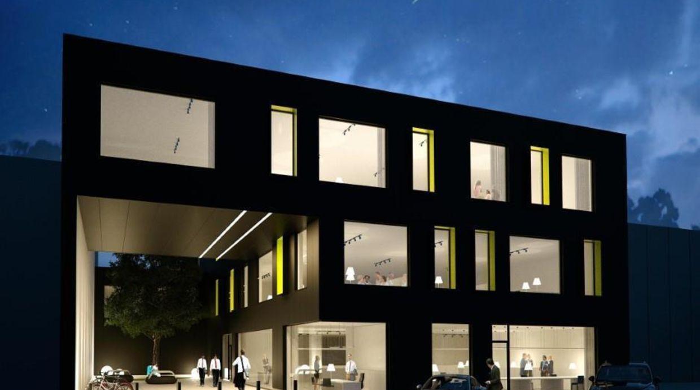 Kantoorgebouw te huur in Bilzen