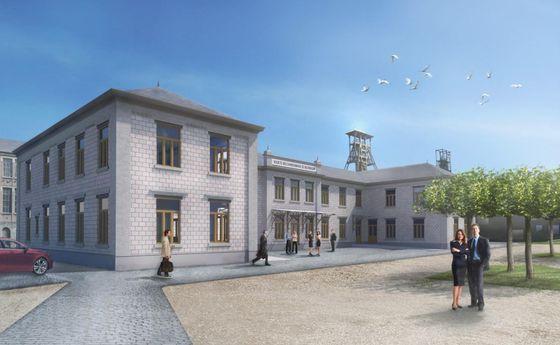 Kantoorgebouw te koop in Beringen
