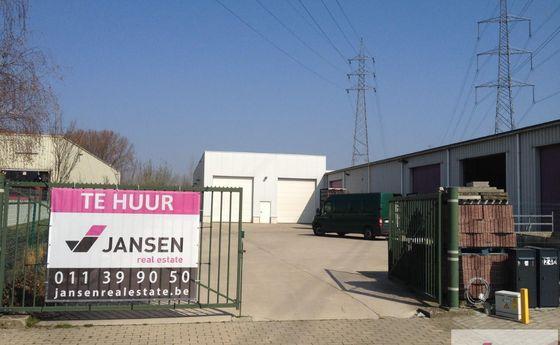 Opslagplaats te huur in Bilzen