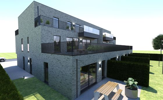 Penthouse te koop in Houthalen-Helchteren