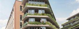 Appartementen met wintertuin